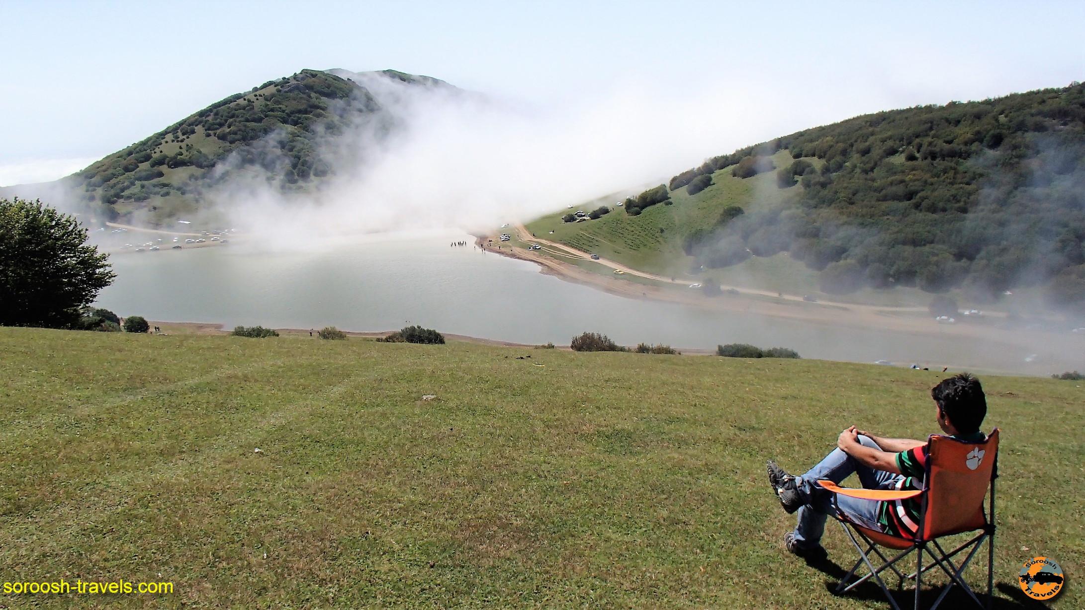 دریاچه زیبای سوها - تابستان ۱۳۹۶