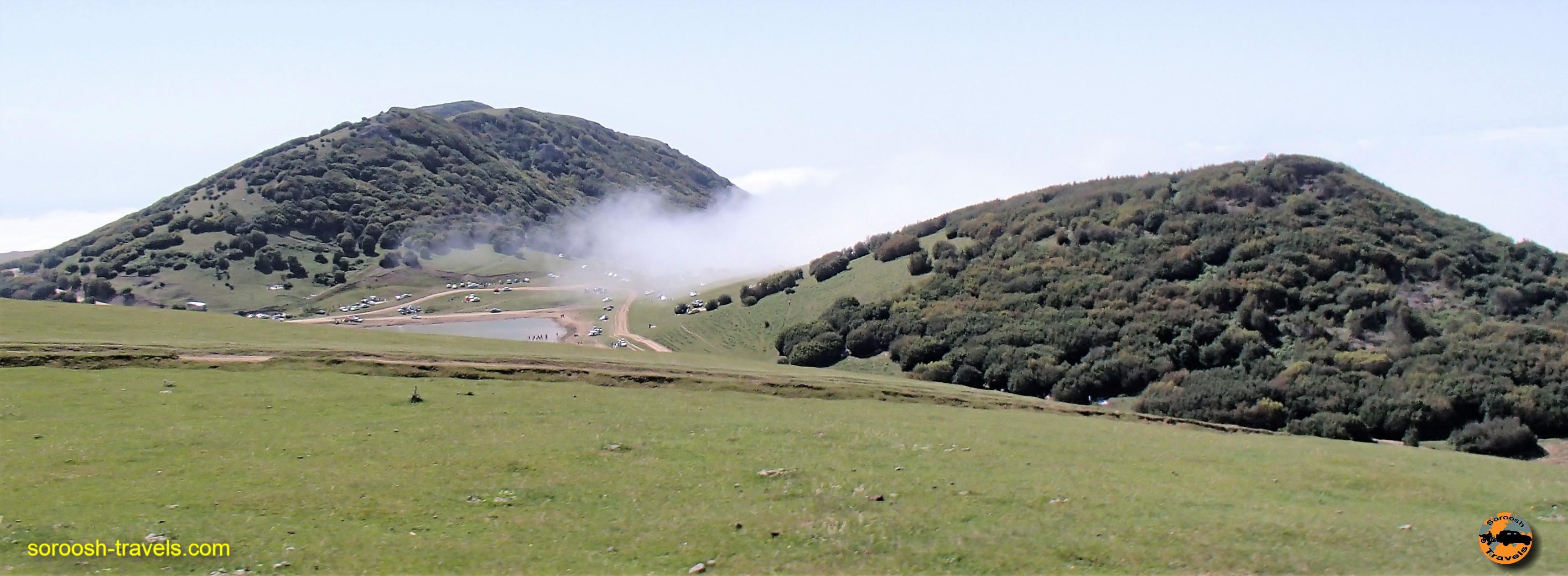 عکس دریاچه سوها - تابستان ۱۳۹۶