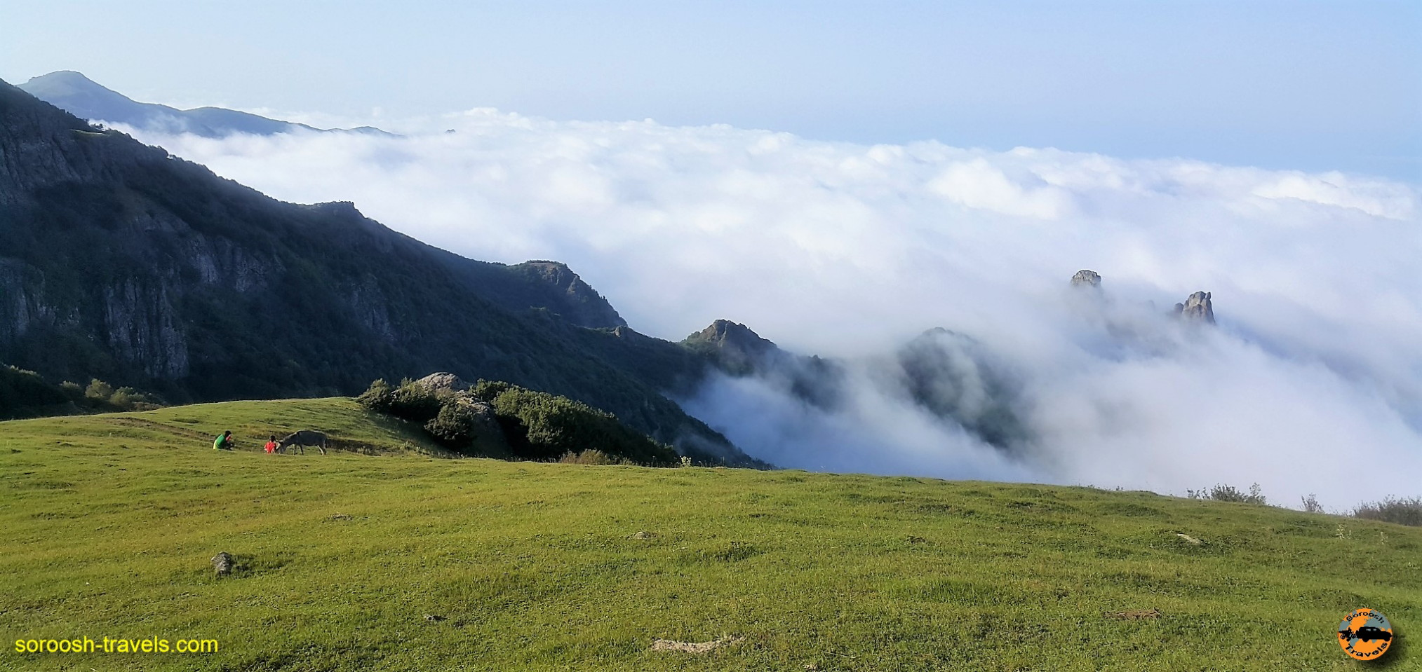 آرامش بر فراز ابرها - تابستان ۱۳۹۶