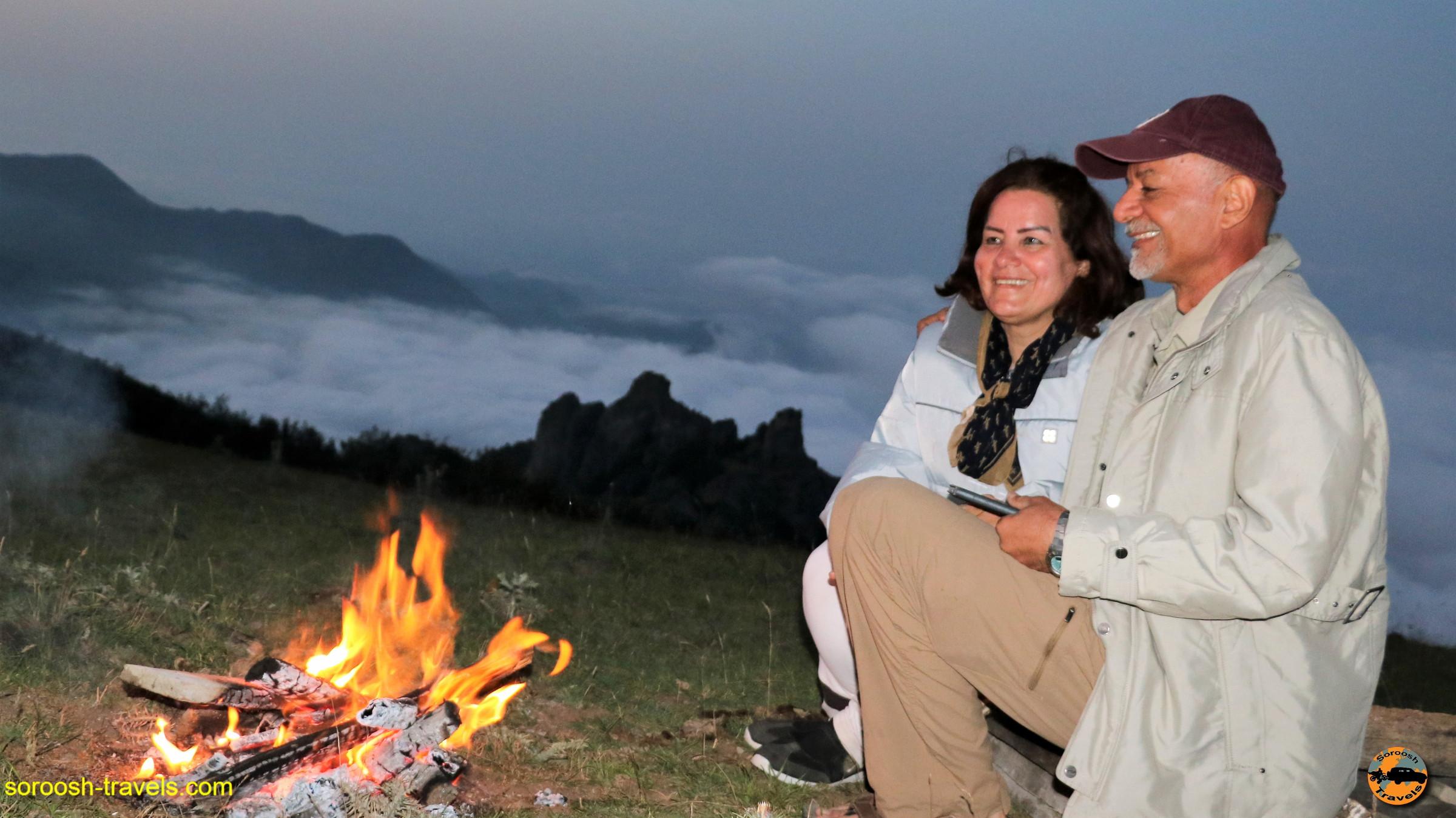 زیباترین نقاط آذربایجان - تابستان ۱۳۹۶