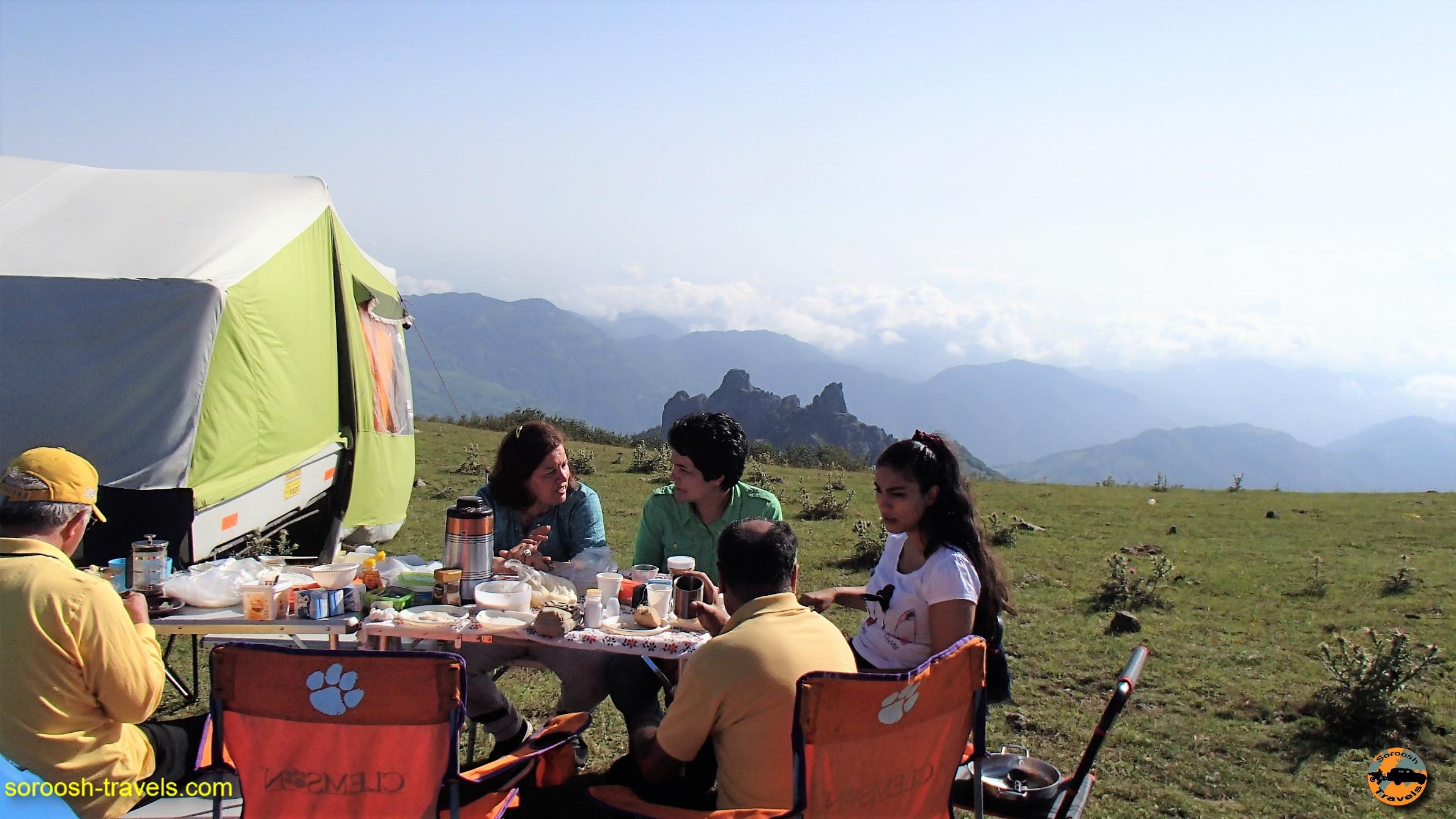 ارتفاعات دریاچه سوها – تابستان ۱۳۹۶