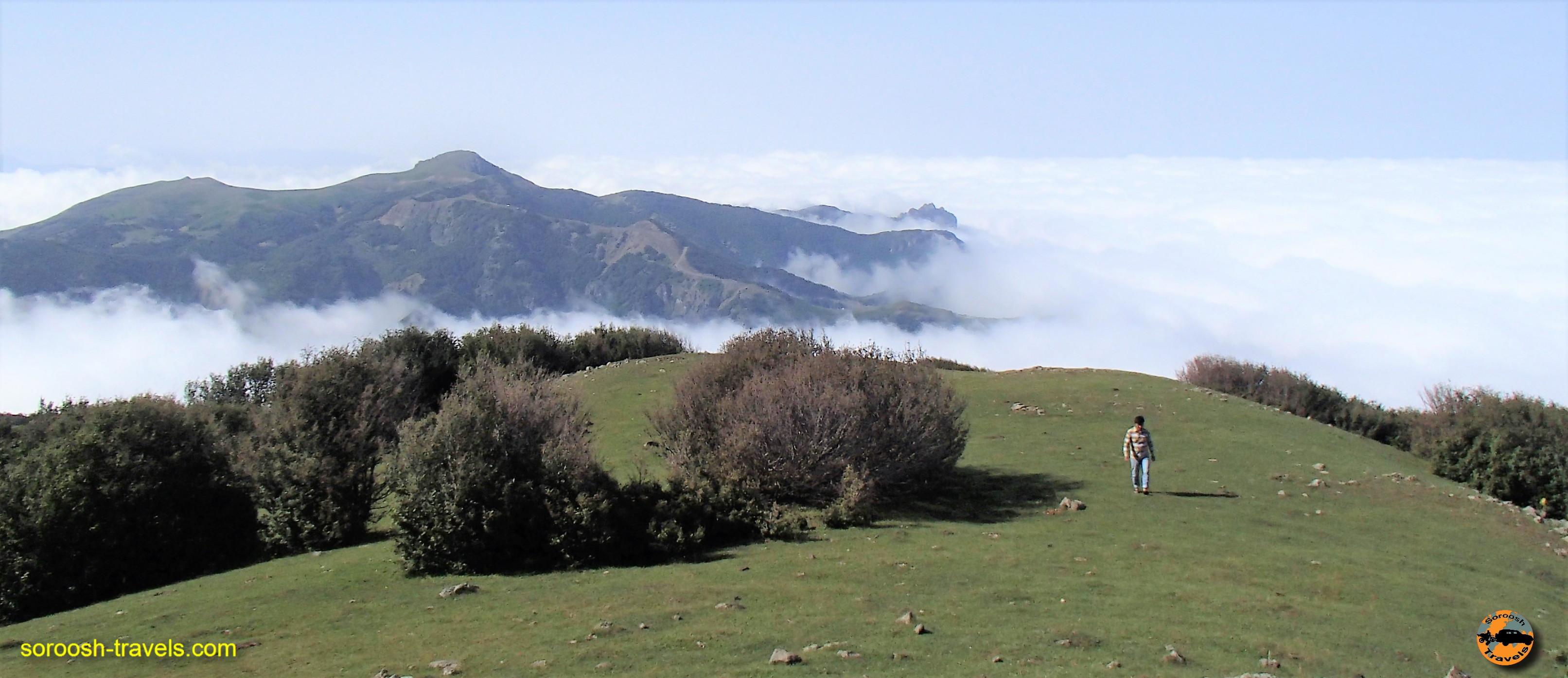 مناظر رویایی کوههای سوها - تابستان ۱۳۹۶
