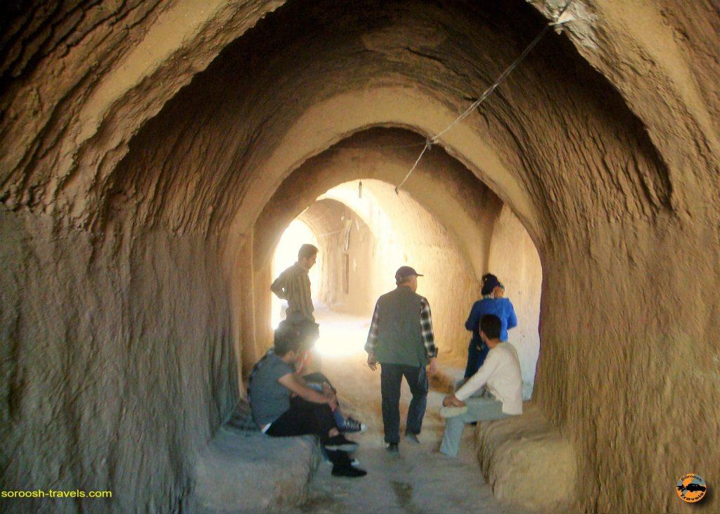 روستاهای مهرجان ، بیاضه و ایراج ، حاشیه کویر مرکزی – نوروز ۱۳۹۲