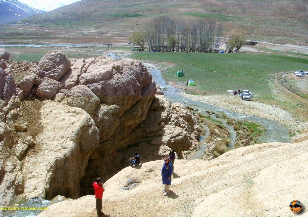 کوهرنگ – نوروز ۱۳۹۲