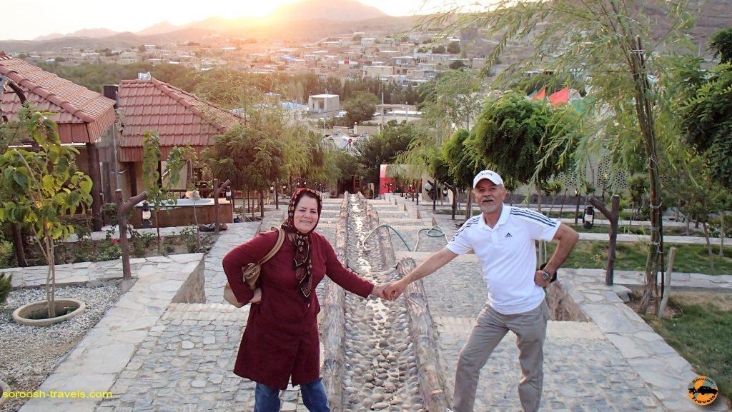 روستا و غار کلهرود – استان اصفهان – تابستان ۱۳۹۲