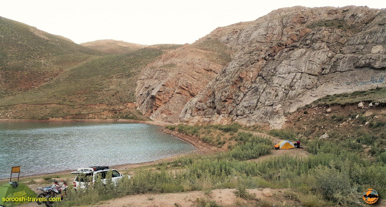 دریاچه لزور – مرداد ۱۳۹۶