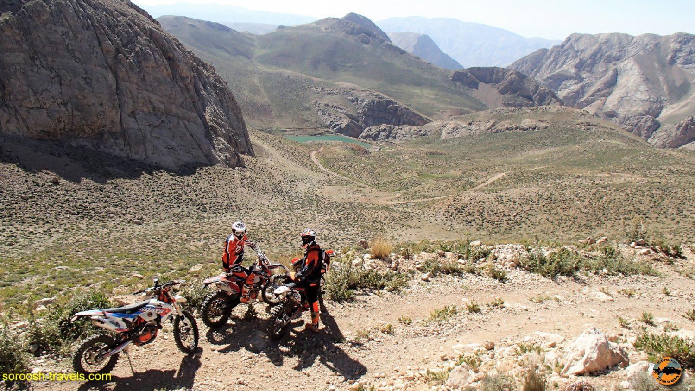 دریاچه لزور - مرداد ۱۳۹۶