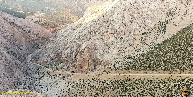 جاده دریاچه لزور - مرداد ۱۳۹۶