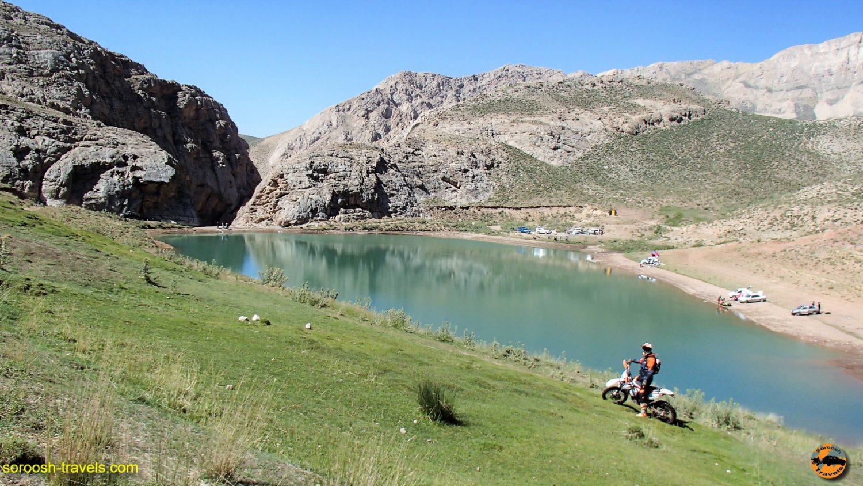 کوهستانهای لزور - مرداد ۱۳۹۶