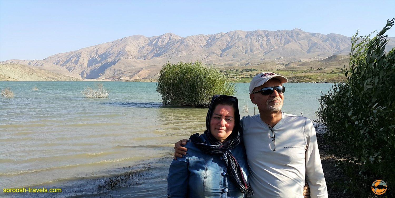 دریاچه نمرود - مرداد ۱۳۹۶