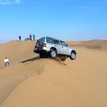 ماجراجویی در کویر مرنجاب
