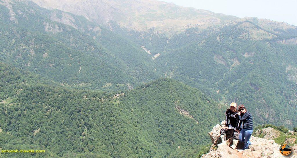 کوهستانهای سوباتان - بهار 1393