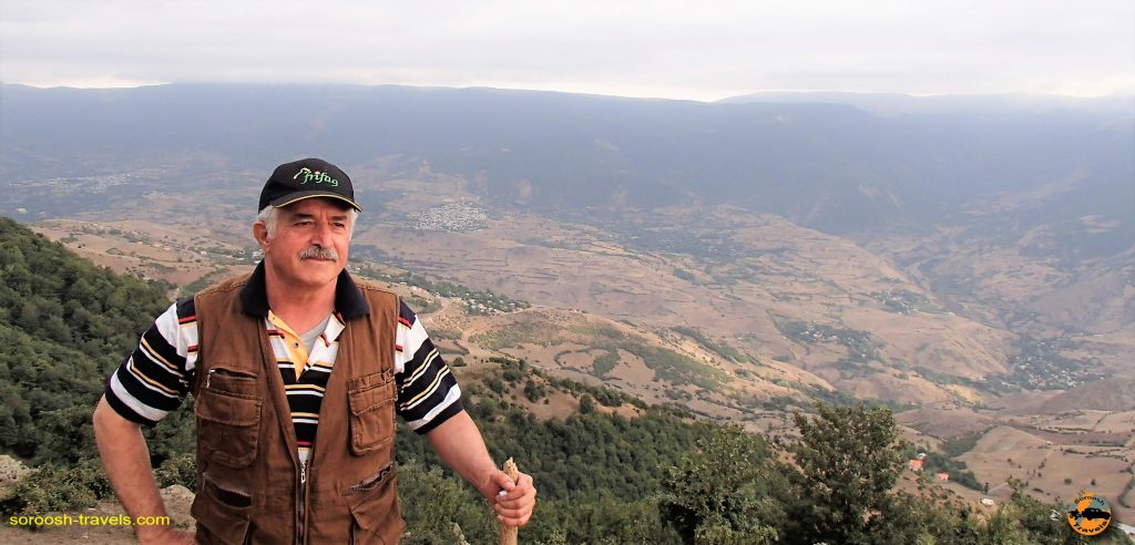 ارتفاعات طالکوه (طلاکوه) - تابستان 1393