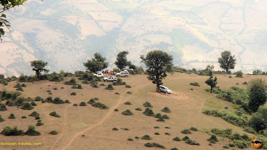 ارتفاعات و جنگلهای طالکوه (طلاکوه) – تابستان 1393