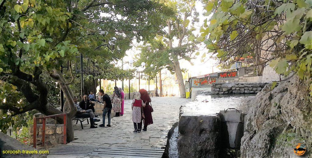 روستای نیاسر - پاییز ۱۳۹۶