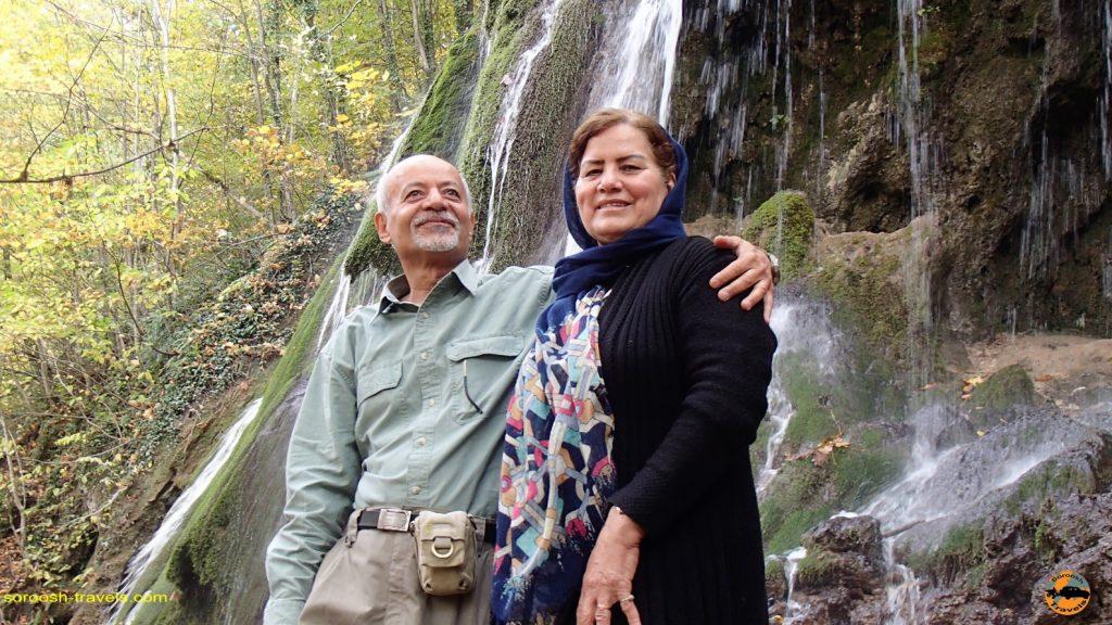 آبشار اوبن - پاییز 1396