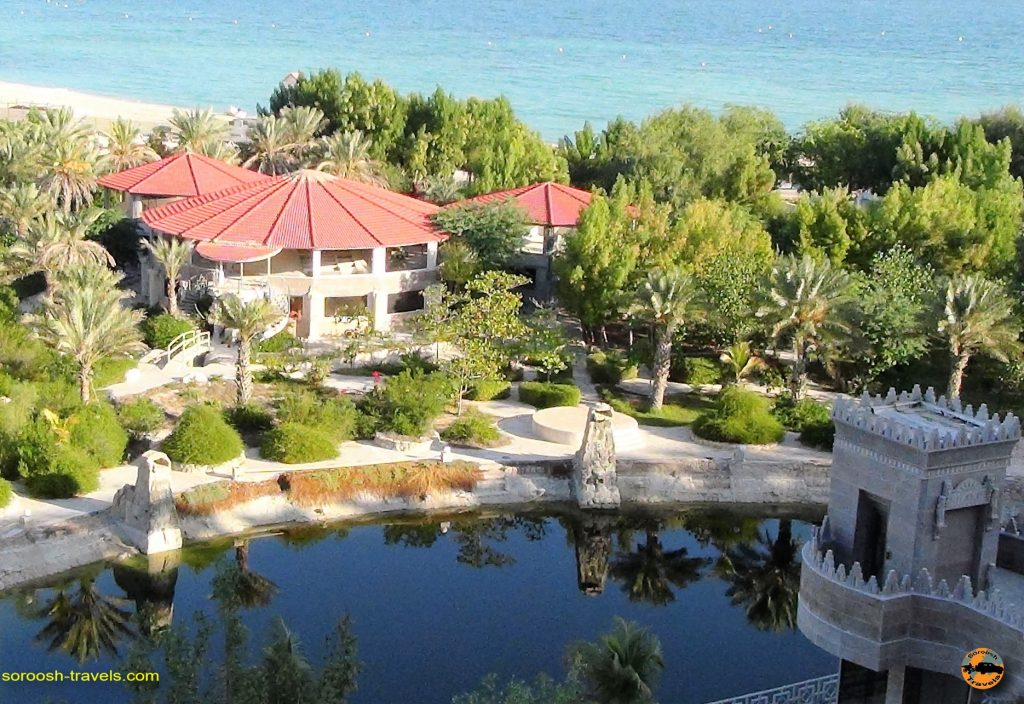 هتل داریوش در جزیره کیش - پاییز 1393