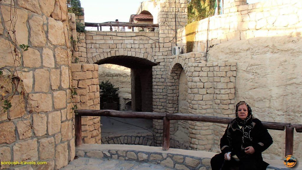شهر زیرزمینی کاریز کیش - پاییز 1393