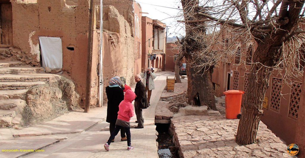 روستای شگفت انگیز ابیانه - پاییز ۱۳۹۳