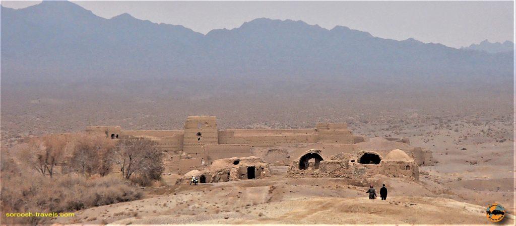 قلعه کرشاهی - پاییز ۱۳۹۳