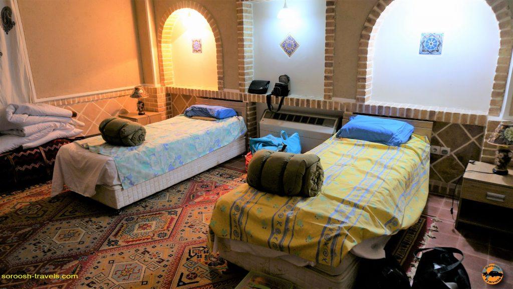 اقامتگاه بومگردی متین آباد - پاییز ۱۳۹۳