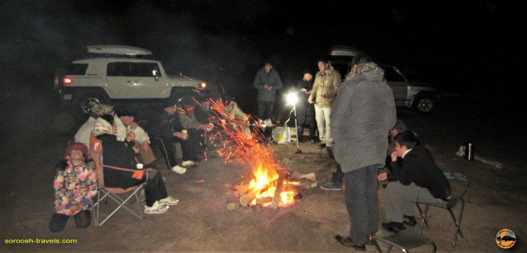 متین آباد تا دق سرخ - پاییز ۱۳۹۳