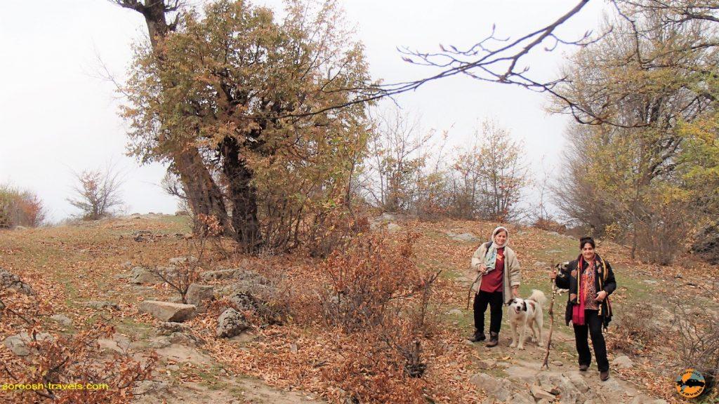 پاییز سرسو - آبان ماه ۱۳۹۶