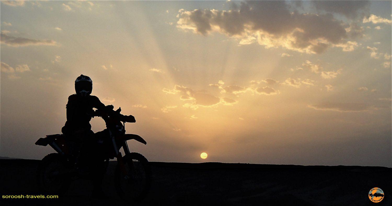 بیابانهای اطراف تهران - مهرماه ۱۳۹۳