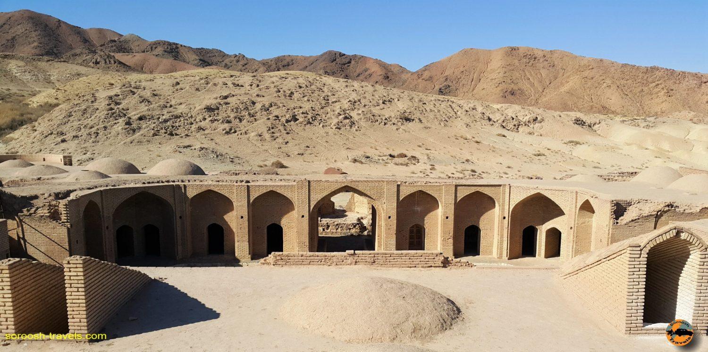 کاروانسرای عین الرشید - زمستان 1396