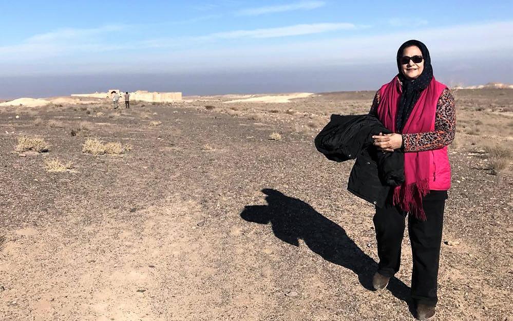 کویر مرکزی ایران - زمستان ۱۳۹۶