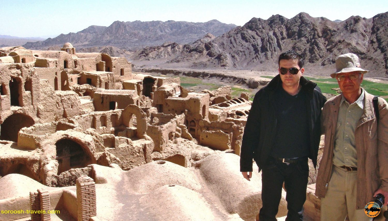 کاروانسرای عجیب و قدیمی خرانق – نوروز ۱۳۸۹
