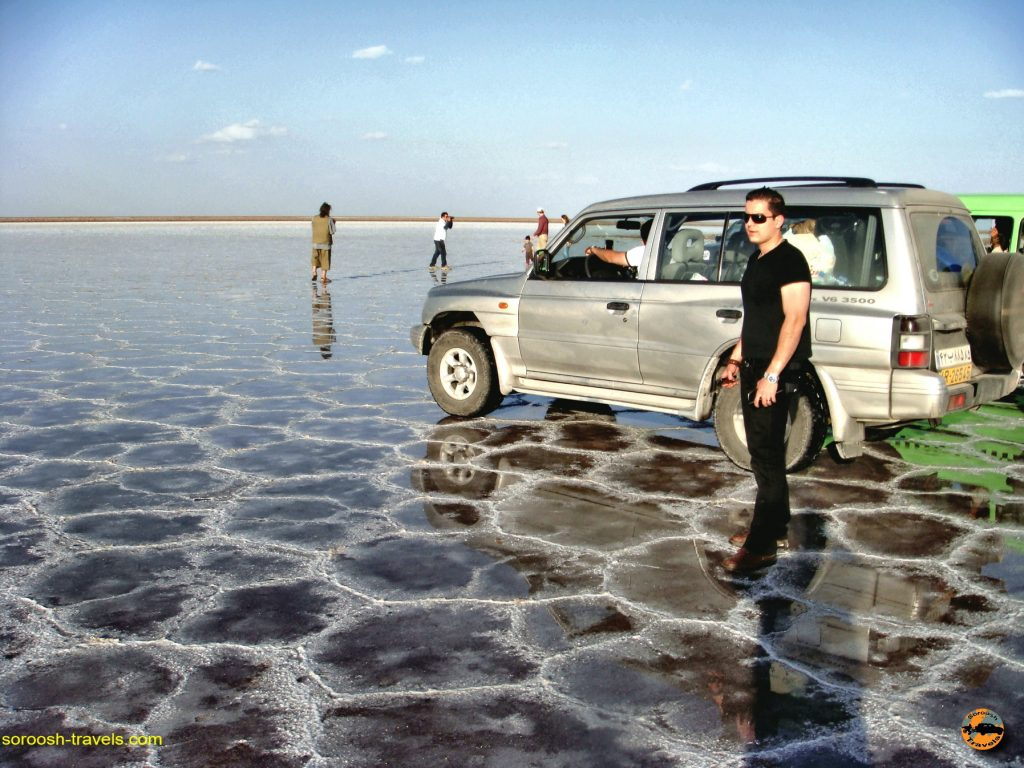 دریاچه نمک خور  – نوروز ۱۳۸۹