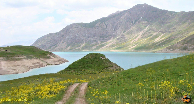 دریاچه لار – تابستان ۱۳۸۸