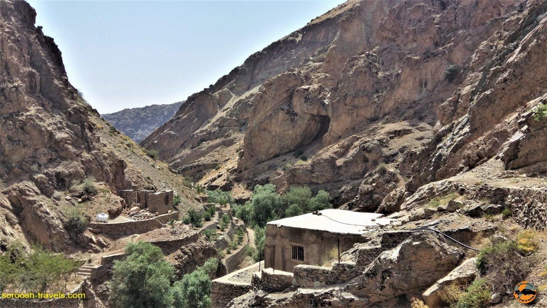 روستای رندان، شمال غربی تهران – تابستان ۱۳۹۴