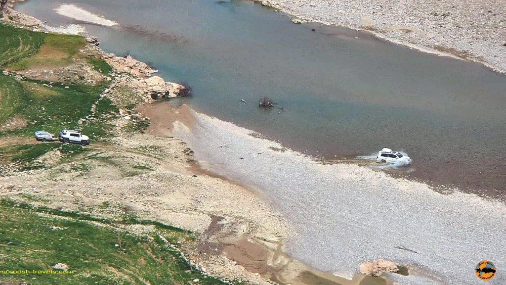 رودخانه بازُفت - نوروز 1397 2018