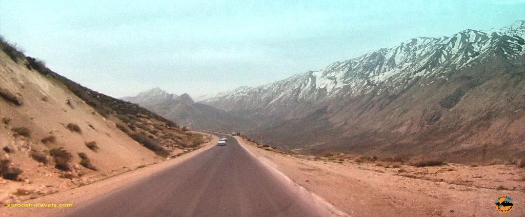 مسیر ایذه به شهرکرد - نوروز 1397 2018