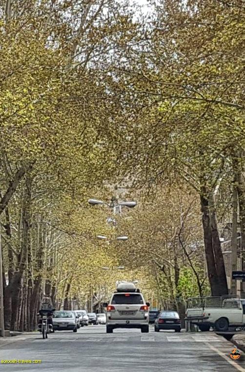 شهر خوانسار - نوروز 1397 2018