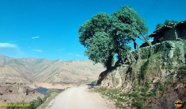 جاده های شیوند