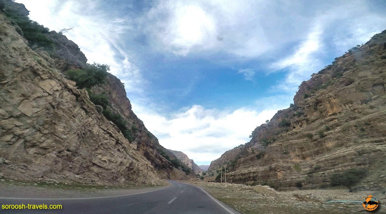 مسیر شیمبار تا تاراز - نوروز 1397 2018