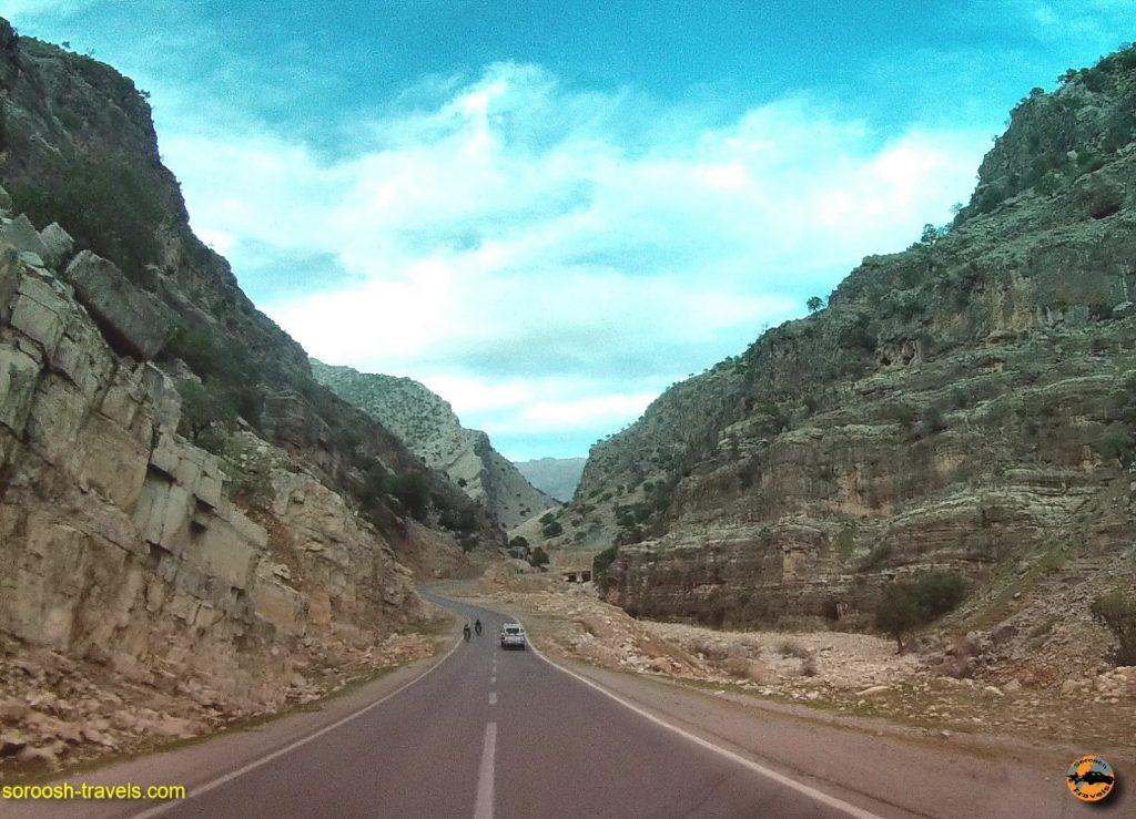 جاده های تاراز - نوروز 1397 2018
