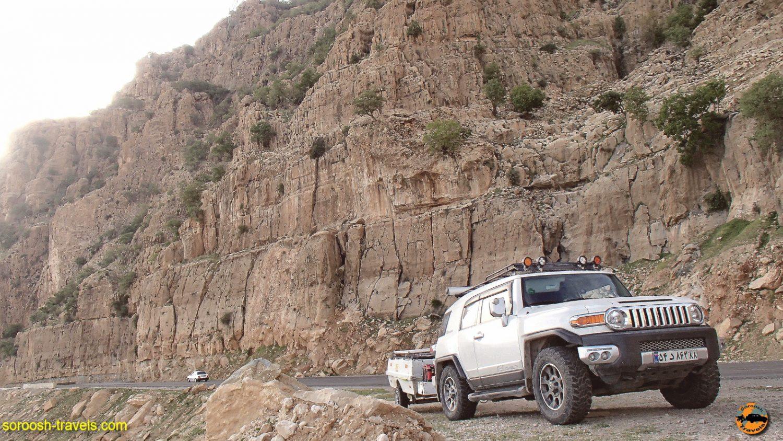 مسیر زیبای شیمبار تا تاراز – نوروز ۱۳۹۷