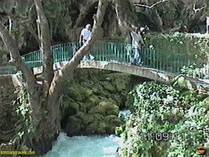محوطه آبشار کورشونلو - ترکیه
