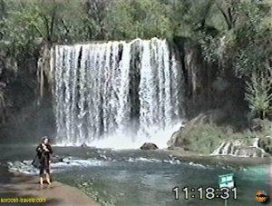 آبشار کورشونلو - ترکیه
