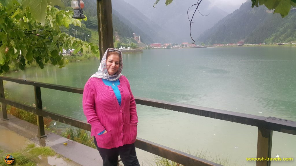 دریاچه ازونگول Uzungol در ترکیه
