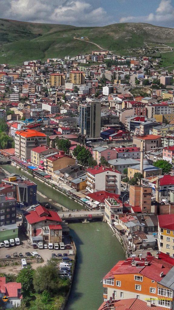 شهر بایبورت در ترکیه