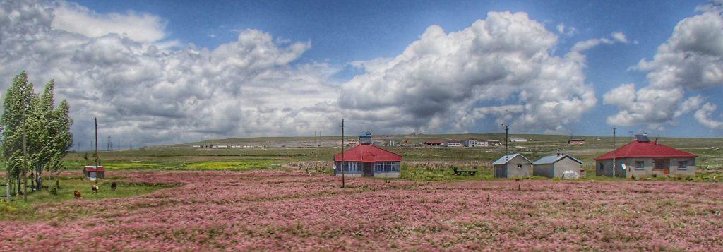 سفر به ترکیه با اتوموبیل - حوالی بایبورت