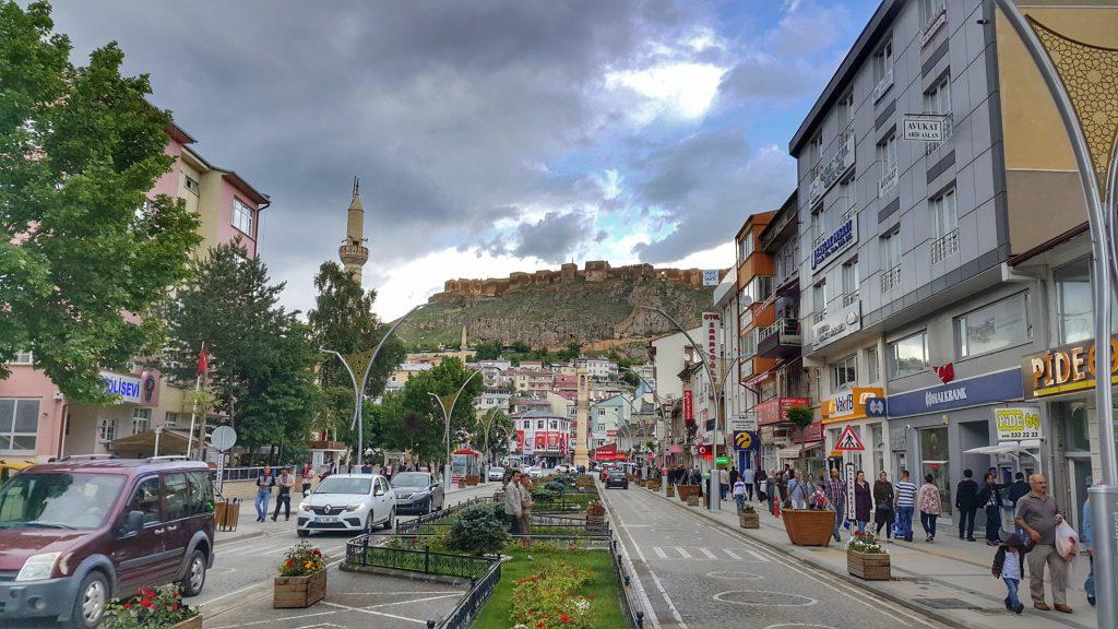 سفر به ترکیه با اتوموبیل - شهر بایبورت
