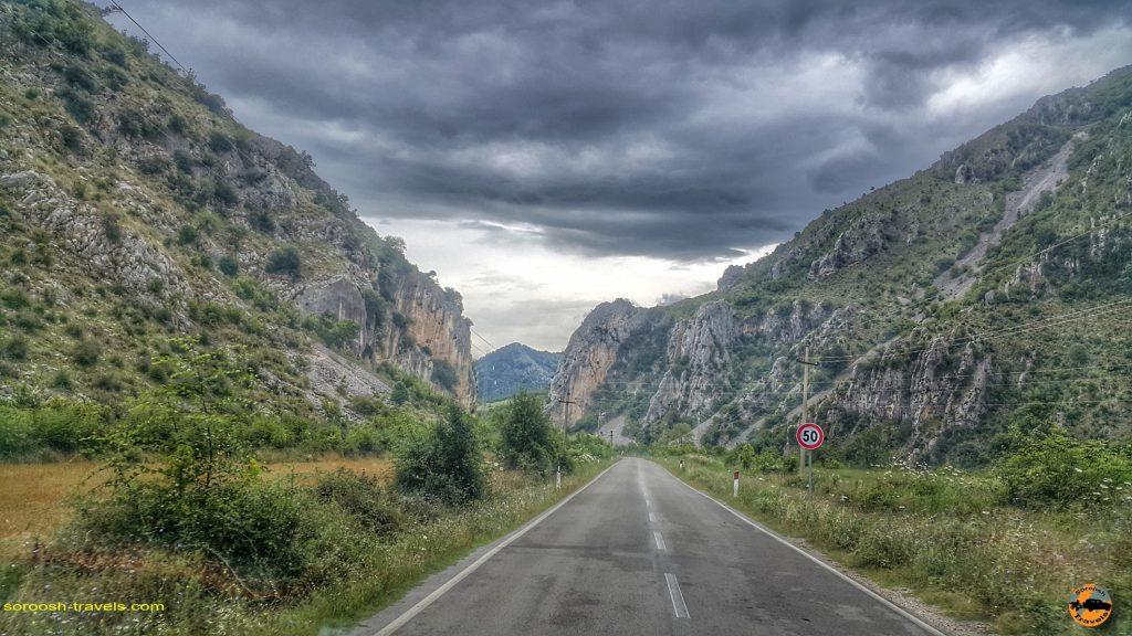 جیروکاستر تا بِرات در آلبانی – ۵ تیر ۱۳۹۷