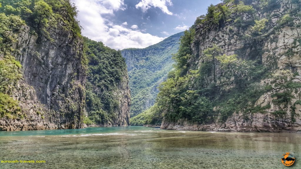 دریاچه کومانی Komani در کشور آلبانی – ۱۰ تیر ۱۳۹۷ – بخش سوم
