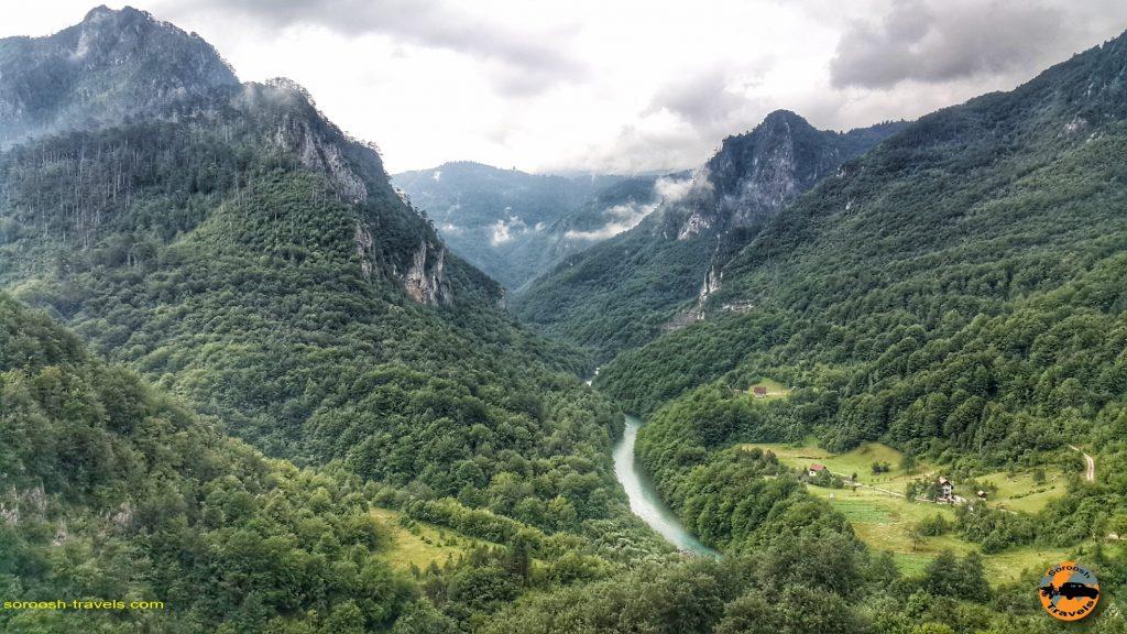 پارک ملی دورمیتور در مونته نگرو تا سربرنیتسا در بوسنی هرزگوین – ۱۶ تیر ۱۳۹۷